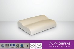 Μαξιλάρι Memory Visco Elastic Αυχενικό | MORFEAS MATTRESS